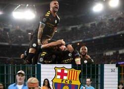 Enlace a ¿Será el Barça el siguiente en tomar el Bernabéu?