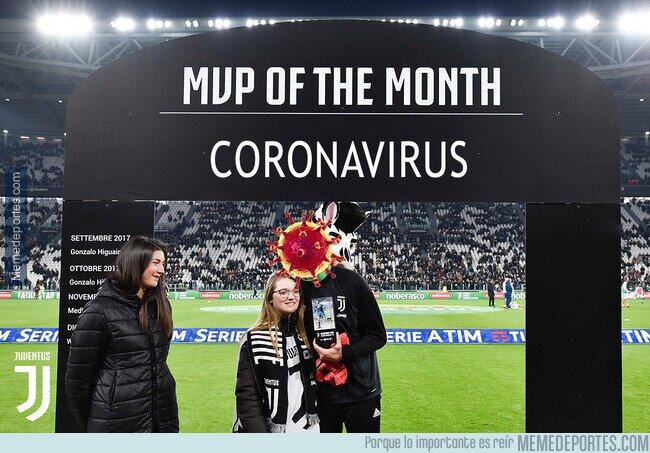 1099586 - El MVP de Italia en Febrero. Espectacular campaña