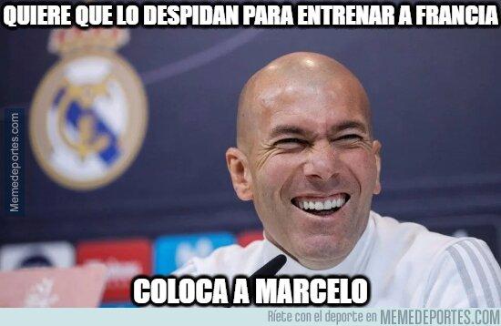 1099614 - Zidane es muy astuto