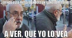 Enlace a ¿Alguien le ha visto en el Bernabéu?