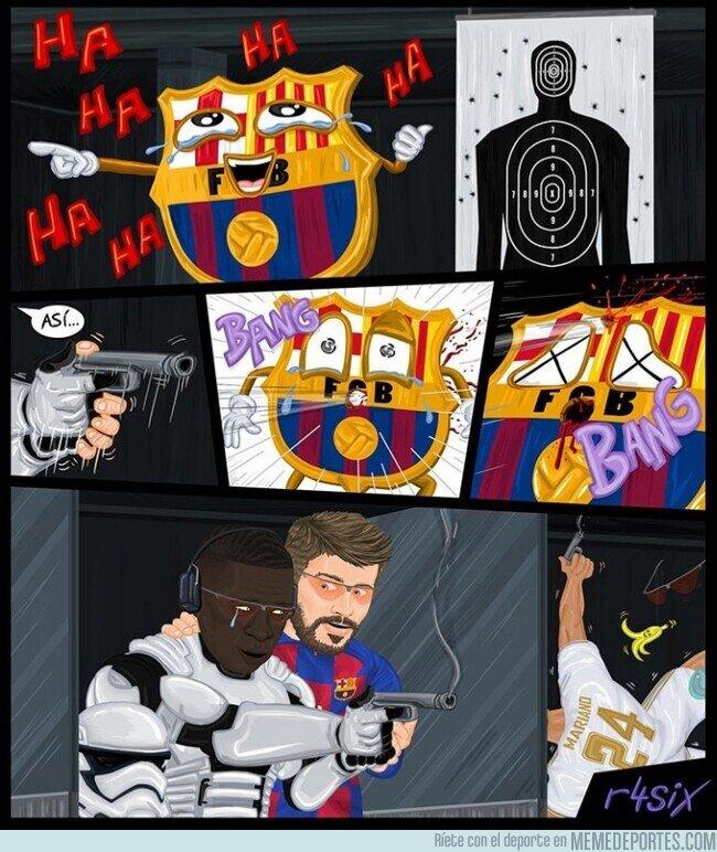 1099790 - El Barça fue abatido, por @r4six