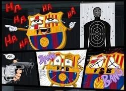 Enlace a El Barça fue abatido, por @r4six