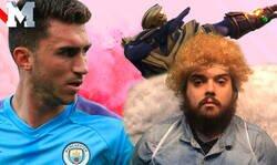 Enlace a El brutal ZASCA de Ibai Llanos a Laporte mientras jugaban al Fortnite sobre la temporada del Manchester City