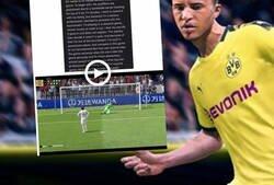 Enlace a Este jugador de FIFA profesional fue increíblemente eliminado por este glitch del juego en un penalti