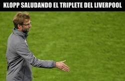 Enlace a Una pena que el Liverpool no tenga campeonatos morales como en el Madrid