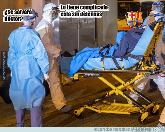 1099934 - El Barça lo tiene complicado