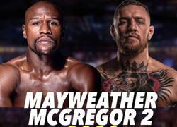 Enlace a Este es el dineral que pide Mayweather para volver al ring y luchar contra McGregor o Khabib
