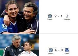 Enlace a Lampard superó a dos de sus maestros en esta Premier