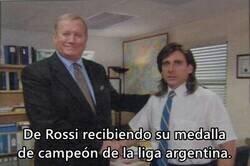 Enlace a El último título de De Rossi