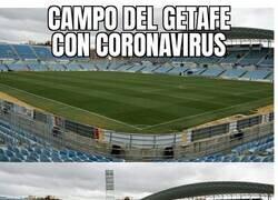Enlace a El coronavirus no afecta en Getafe