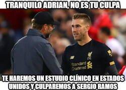 Enlace a La culpa es de Sergio Ramos