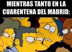 Enlace a La cuarentena del Madrid