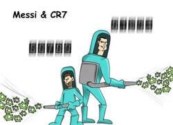 Enlace a Si los futbolistas tuvieran que acabar con el coronavirus, por @footytoonz