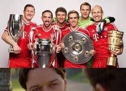 Enlace a Aquél poderoso Bayern de Heyckens...