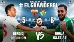 Enlace a El derbi se lo llevó el Betis (Borja Iglesias) a Gol de Oro