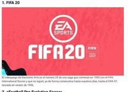 Enlace a 5 videojuegos de fútbol para jugar durante la cuarentena del coronavirus