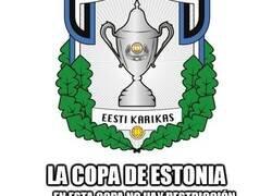Enlace a La Copa de Estonia, una competición llena de curiosidades