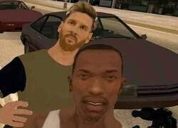 Enlace a Messi y Dembelé tomándose selfies en la calle en mitad de cuarentena. ¿Estos son tus ídolos?