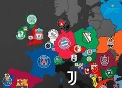 Enlace a Estos serían los campeones europeos si las ligas acabaran hoy, por @goalglobal