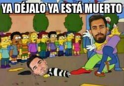 Enlace a Borja Iglesias y su Betis le meten un 7-1 al Getafe de Jason
