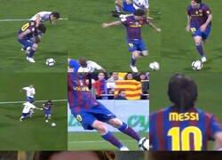 Enlace a Se cumplen 10 años del mítico gol de Messi en la Romareda