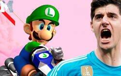 Enlace a Se viene el torneo de Mario Kart. Participarán todos ellos. Algo es algo...