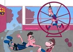 Enlace a Lautaro se acerca al Barça, por @goalglobal