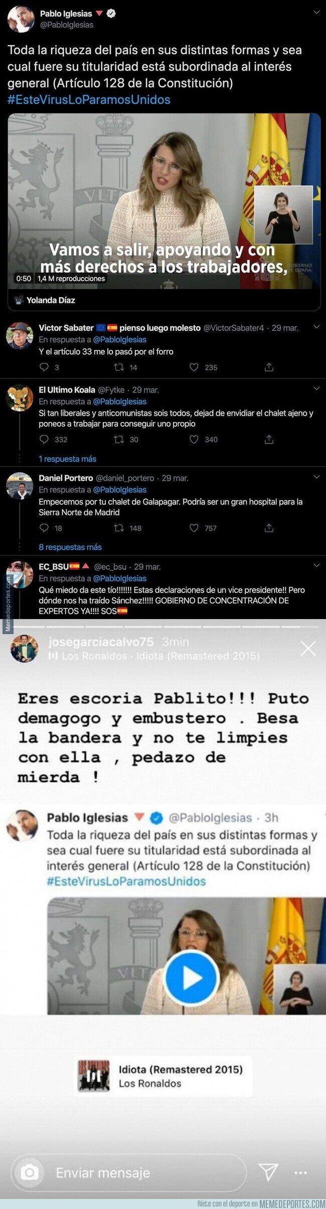 1101833 - El exfutbolista García Calvo llama
