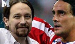 Enlace a El exfutbolista García Calvo llama