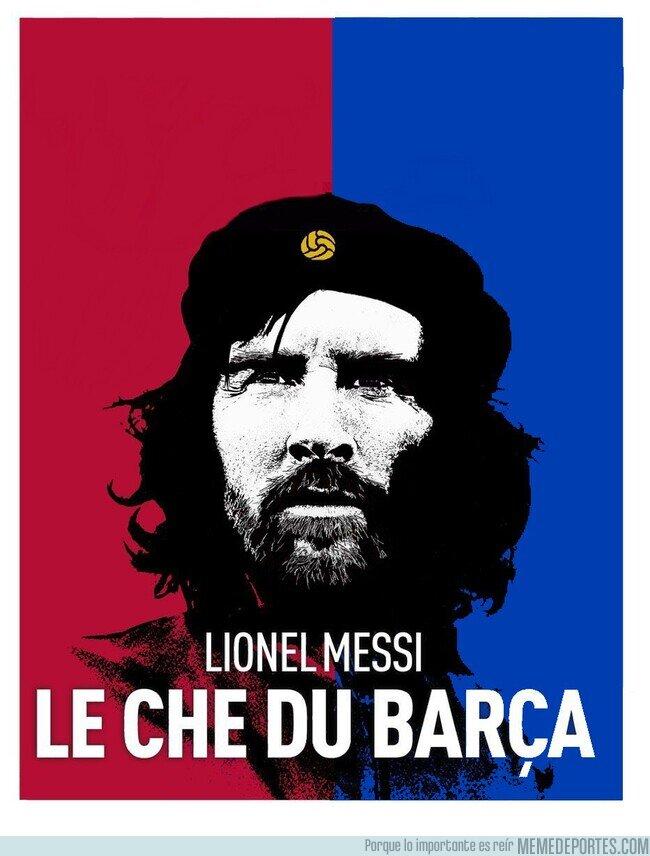 1101881 - La portada de L'Equipe para Messi por fomentar la reducción de salario del Barça