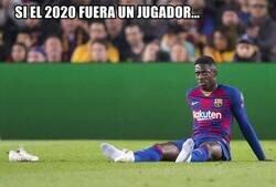 Enlace a Si el 2020 fuera un jugador...