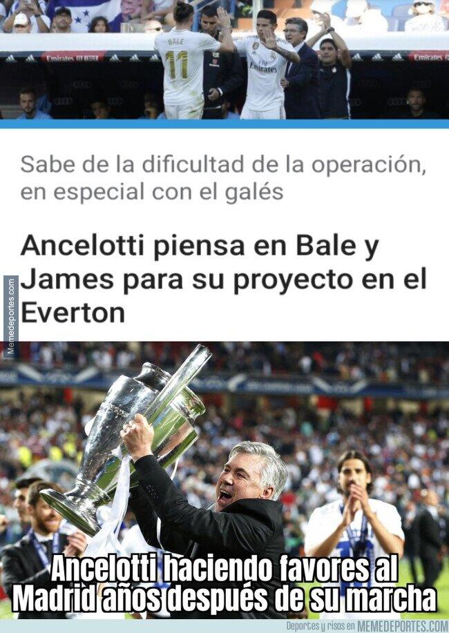 1102022 - Ancelotti sigue trabajando por el bien del Madrid
