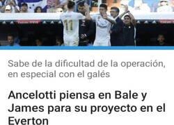 Enlace a Ancelotti sigue trabajando por el bien del Madrid