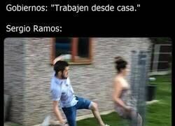 Enlace a Ramos se apunta al tele-trabajo