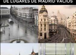 Enlace a Madrid vacía igual que las vitrinas del Atleti