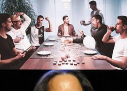 Enlace a Con esta foto celebró Khedira su 33 cumpleaños