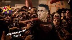 Enlace a Si le llegan a dar la Liga al Barça