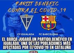 Enlace a El gran detalle que tendra el Barça cuando todo acabe