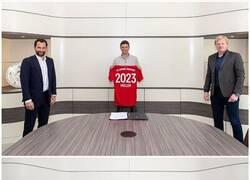Enlace a Así firmó Muller su renovación con el Bayern. Seguridad ante todo.
