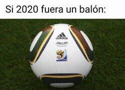Enlace a ¿Recordáis las críticas que recibió el balón del mundial 2010?