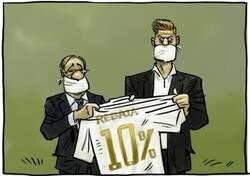 Enlace a El Madrid presenta su rebaja, por @yesnocse