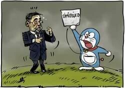 Enlace a A Bartomeu le dimite hasta Doraemon, por @yesnocse