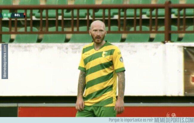 1102474 - Cosas que hay que saber: En la liga bielorusa hay un Messi calvo.