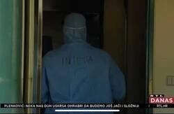 Enlace a Este enfermero de primera linea en Croacia si que tiene buen gusto.