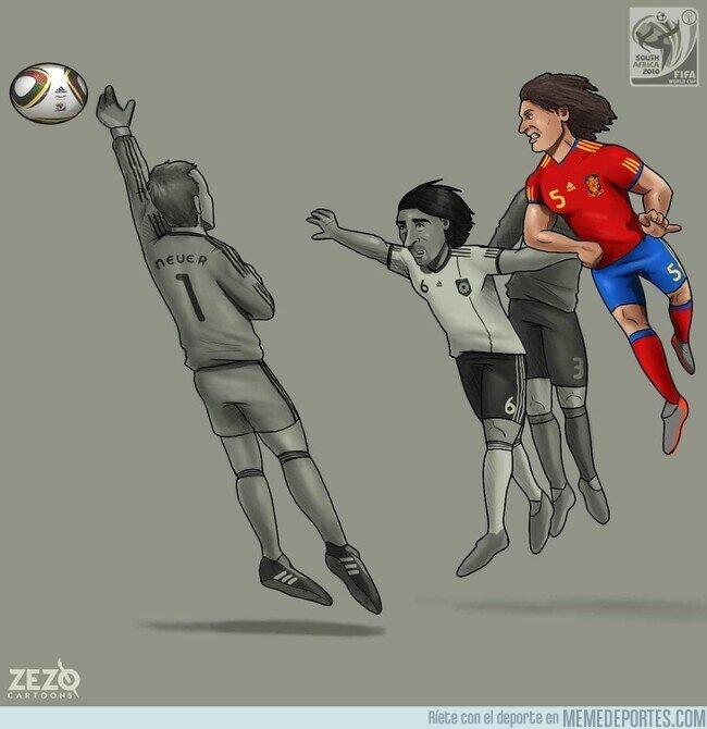 1102578 - El gol que hizo realidad el sueño