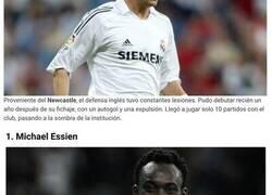 Enlace a 5 grandes fichajes que no pudieron brillar en el Real Madrid