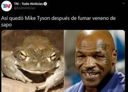 Enlace a A mi Mike Tyson me preocupa mucho