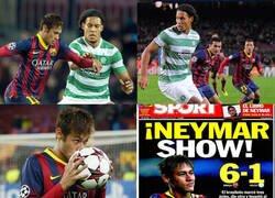 Enlace a El día que Van Dijk jugó por primera vez en el Camp Nou: Se llevó un 6-1 con hat-trick de Neymar incluido
