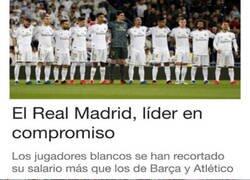 Enlace a Es increíble la cantidad de títulos que está ganando el Madrid durante esta cuarentena
