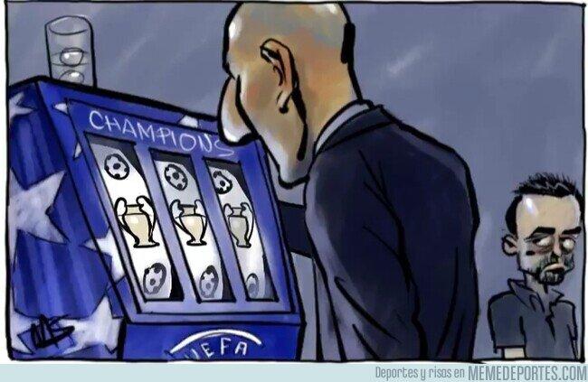 1102708 - La suerte del Madrid, por @yesnocse